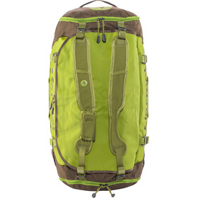 Marmot Long Hauler Duffel matkakassi Large , vihreä/ruskea